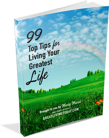 Cover Photo 99 Tips for Living Your Greatest Life