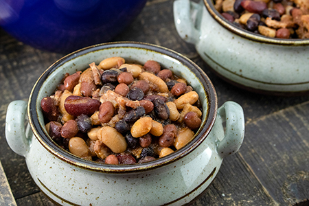 Photo of Slow Cooker Baked Beans