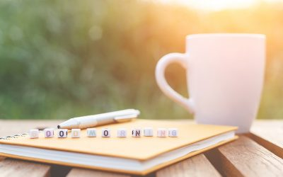 Mood Booster: A Morning Journaling Routine